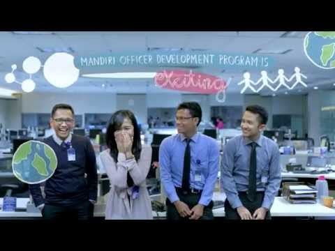 mandiri officer development program