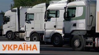Последствия наплыва хасидов: на границе с Беларусью в пробке застряли тысячи грузовиков