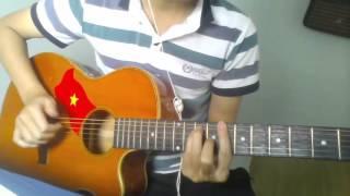 Lẻ Loi - Châu Đăng Khoa Guitar Cover | Lẻ Loi Guitar | le loi cover