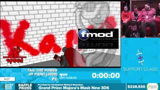 Tag: The Power of Paint by quo in 5:33 - Awesome Games Done Quick 2016 - Part 59