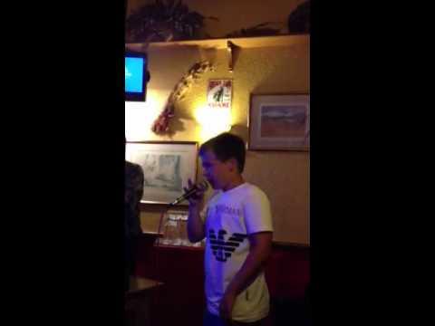 Nathan St Ives karaoke