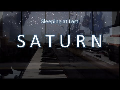 Sleeping At Last - Saturn (Piano Cover)