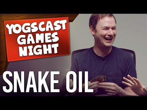 DRUG LORD - Snake Oil - Games Night