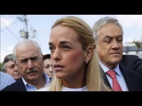 BBC News-Venezuela denies Pinera and Pastrana access to Lopez in jail
