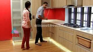 Dream Home: kitchen interiors| അടുക്കള ഫലപ്രദമായ സ്ഥലവിനിയോഗം