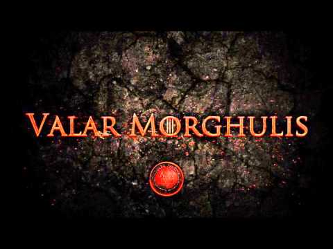 Quote Wallpapers For Iphone 4 Valar Morghulis And Valar Dohaeris Words To Live By Youtube