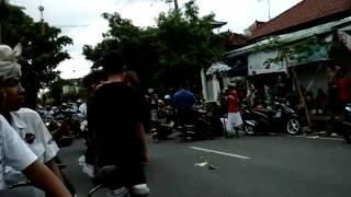 Barong bangkung tabanan tgl 17desember2014