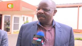 Bomet Governor nursing facial injuries after stadium scuffle
