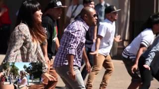 The BEST Surprise Flash Mob Proposal at Balboa Park in San Diego! - Allison & Jon