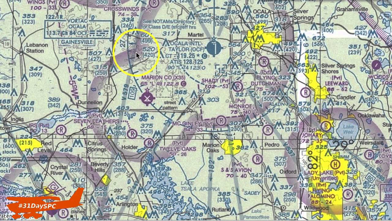 Class E Airspace Day DaySPC YouTube - Class g airspace map