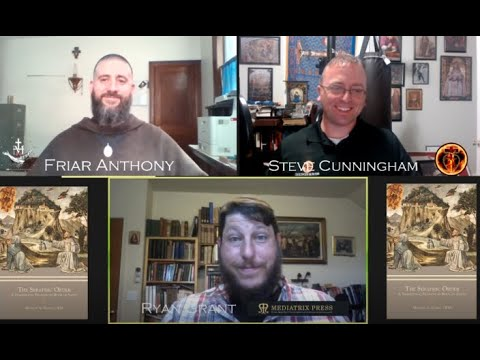 Book Review: The Seraphic Order: Franciscan Book of the Saints w/ Fra Anthony & Ryan Grant