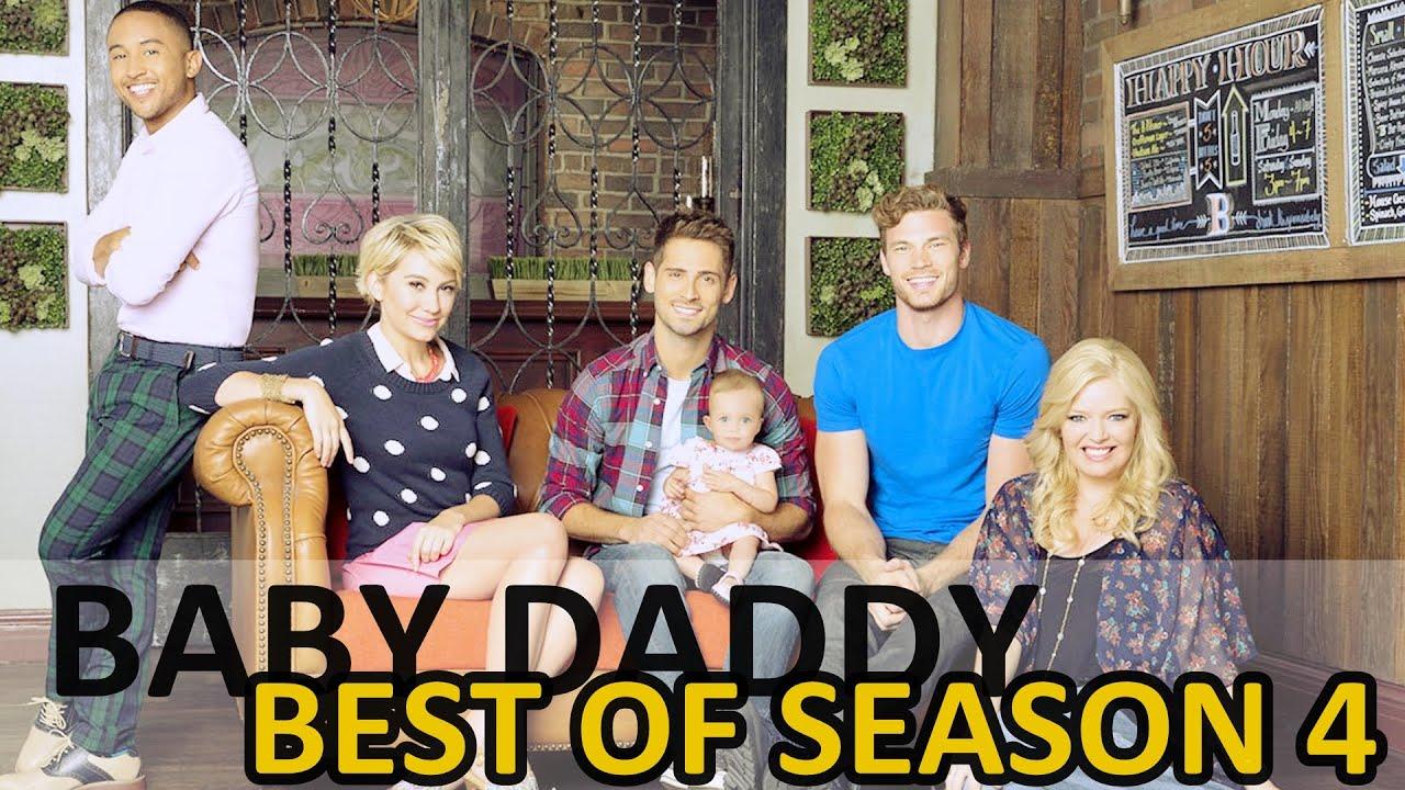 Baby Daddy Staffel 4