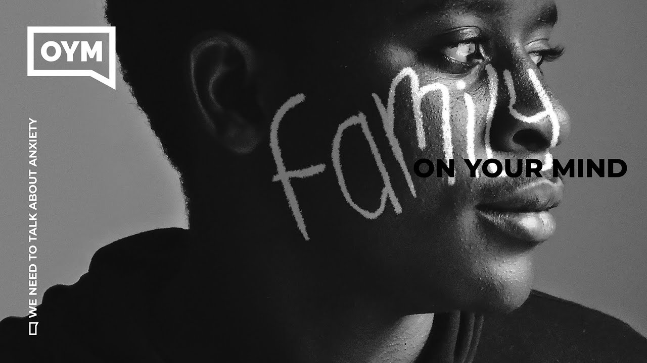 Family On Your Mind Cover Image