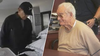 82-Year-Old 'Holiday Bandit' Busted 10 Years Later: Cops