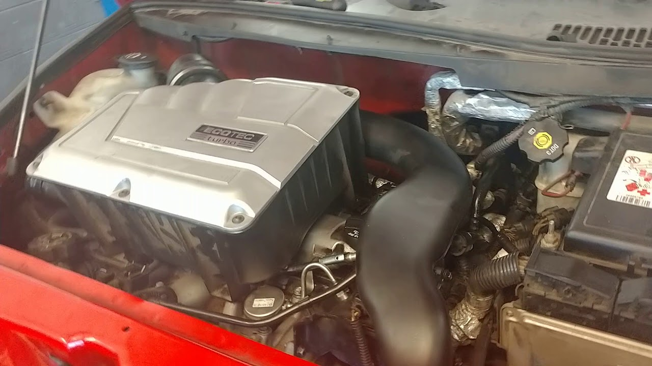Hhr Ss Turbo Engine Swap And Mod All Finished And Rolling Youtube