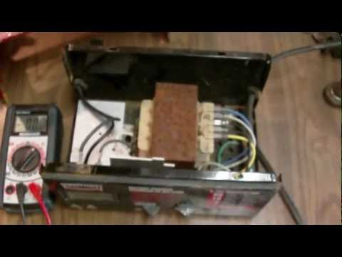 diy battery charger repair (thermal breaker fix) youtube 18 Volt Battery Wiring Diagram