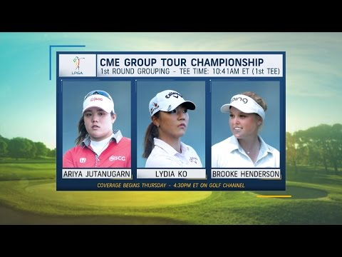 Morning Drive: Top 3in the Race for the CME Globe Grouped | Golf Channel Mp3