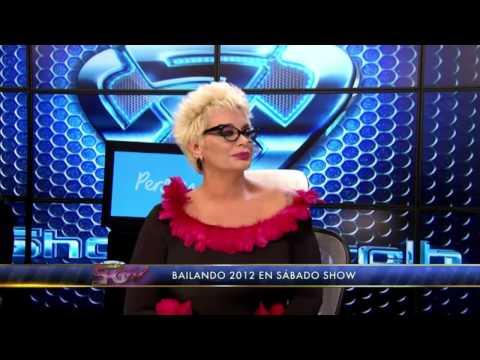 Showmatch 2012 - Ayelén Paleo y Carmen Barbieri hicieron catarsis