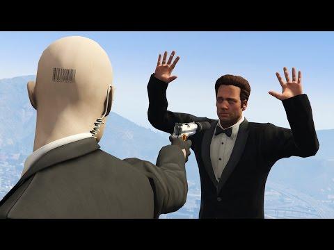 HITMAN: AGENT 47!! (GTA 5 Mods)