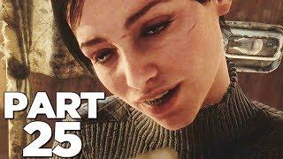 METRO EXODUS Walkthrough Gameplay Part 25 - WORMS (Xbox One X)