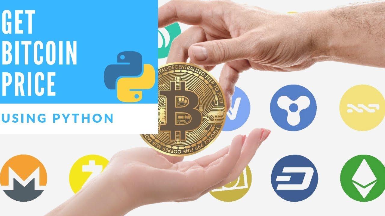 mašina mokosi bitcoin python