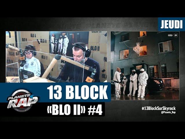 Planète Rap - 13 Block