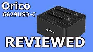 REVIEWED: Orico 6629US3-C Dock