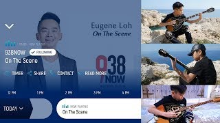 Emiliano Cyrus | EC一平_Invited for 938Now Live Radio interview in Singapore_20190424 thumbnail