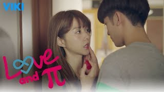 Video Love and π - EP7   Fixing Your Lipstick [Eng Sub] download MP3, 3GP, MP4, WEBM, AVI, FLV Oktober 2018
