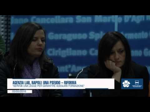 AGENZIA LAB, NAPOLI: UNA PSEUDO – RIFORMA