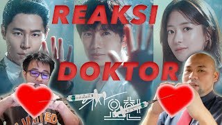 Video Reaksi Doktor: Doctor John/Room Babak Deep Neck Infection Ep 1 | Real Doctors React download MP3, 3GP, MP4, WEBM, AVI, FLV September 2019