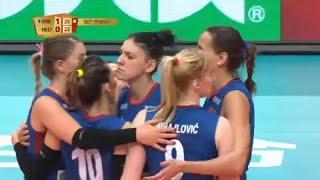 ЧМ по волейболу: сербки в финале