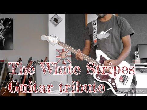 The White Stripes guitar tribute