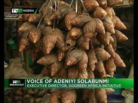 TVC Breakfast 18th December 2017 | Nigeria's Food Import Bill