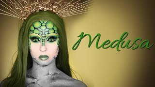 Medusa | MAQUILLAGE HALLOWEEN (ft. By Indy)
