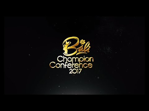 CMN Bali Champion Conference 2017 - Highlight