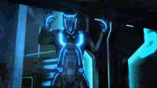Tron Evolution Gameplay on GTX 460 HD 720p
