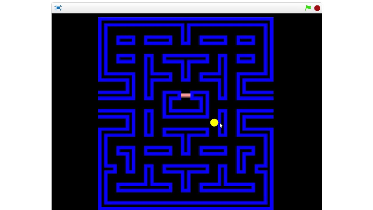 This is an image of Smart Pics of Pacman