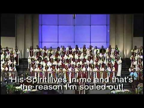 """""""Souled Out"""" United Voices Choir w/ Anthony Brown"""