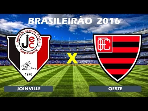 Melhores Momentos de Joinville 0x1 Oeste - 30/07/2016