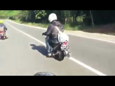 Touring Motor Ceper Extreme'men