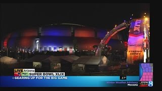 Lowest prices on last-minute Super Bowl tickets near $9K