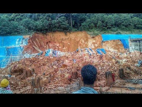 Two dead in Tanjung Bungah landslide