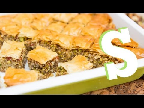 Baklava Recipe - SORTED