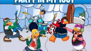 Club Penguin Party In My Iggy - Full Music (ft. Penguin Band and Cadence)