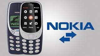 Nokia 3310(2017) - قصة خروج نوكيا من سوق الهواتف الذكية وعودتها مرة أخري