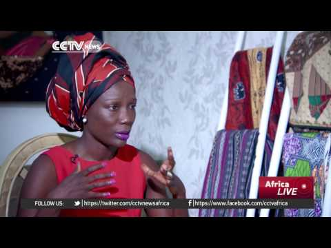 Angolan designer thriving on international runways