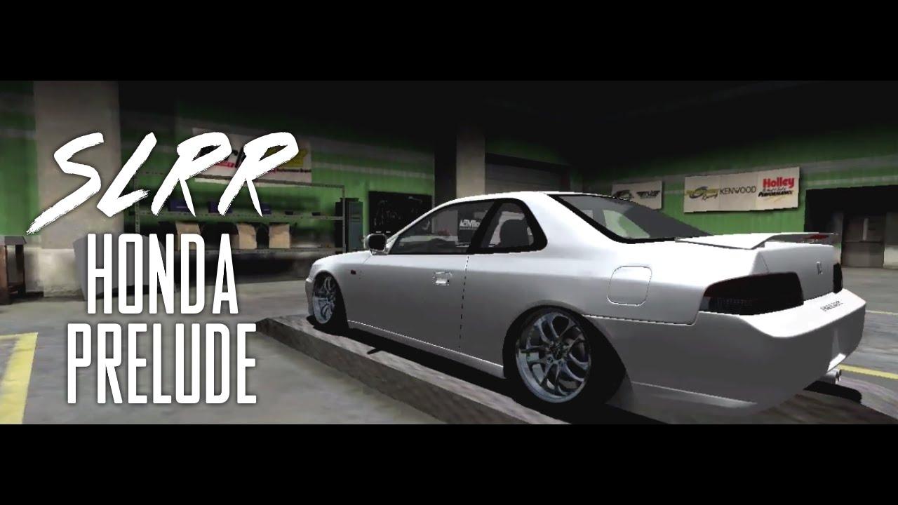 SLRR Honda Prelude Build