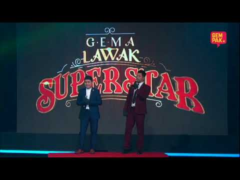 [EPISOD PENUH] Gema Lawak Superstar - Minggu 1