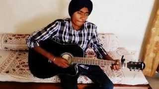 Main tenu samjhawan ki-guitar cover by Gurinder Singh